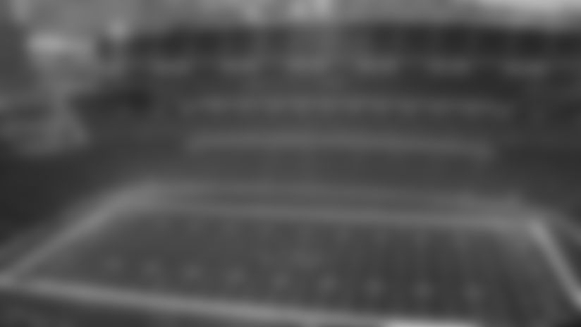 Paul Brown Stadium Field Replacement (4/23/12)
