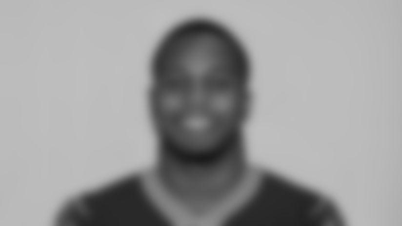 This is a 2019 photo of BJ Finney of the Pittsburgh Steelers NFL football team. This image reflects the Pittsburgh Steelers active roster as of Tuesday, May 7, 2019 when this image was taken. (AP Photo)