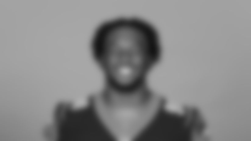 This is a 2020 photo of Khalid Kareem of the Cincinnati Bengals NFL football team. This image reflects the Cincinnati Bengals active roster as of Friday, Aug. 21, 2020 when this image was taken. (AP Photo)