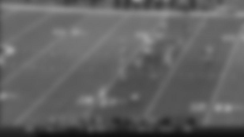 Joe Burrow's back-shoulder lob to A.J. Green nets 22 yards