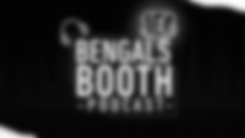 Bengals Booth Podcast: Can't Keep A Good Man Down