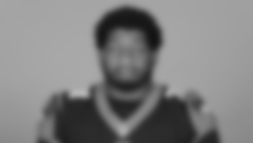 This is a 2020 photo of Fred Johnson of the Cincinnati Bengals NFL football team. This image reflects the Cincinnati Bengals active roster as of Friday, Aug. 21, 2020 when this image was taken. (AP Photo)