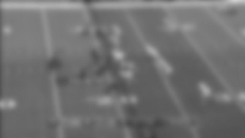 11-yard Pass Completion by Joe Burrow