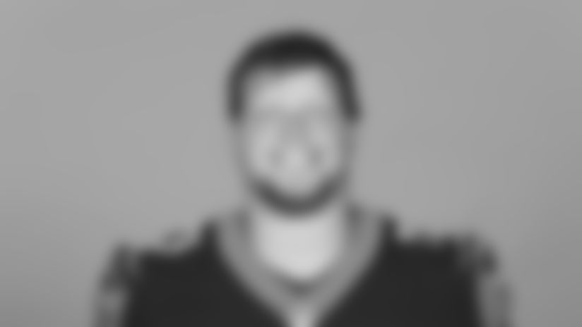 This is a 2020 photo of Josh Knipfel of the Cincinnati Bengals NFL football team. This image reflects the Cincinnati Bengals active roster as of Friday, Aug. 21, 2020 when this image was taken. (AP Photo)