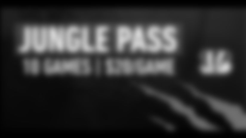 Jungle Pass Goes On Sale Thursday at 10 a.m.