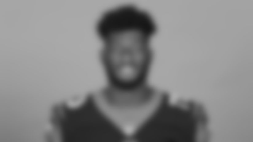 This is a 2020 photo of Kendall Futrell of the Cincinnati Bengals NFL football team. This image reflects the Cincinnati Bengals active roster as of Friday, Aug. 21, 2020 when this image was taken. (AP Photo)