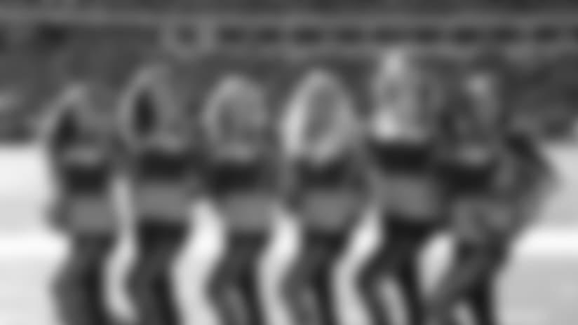 Ben-Gal Cheerleaders - Browns at Bengals
