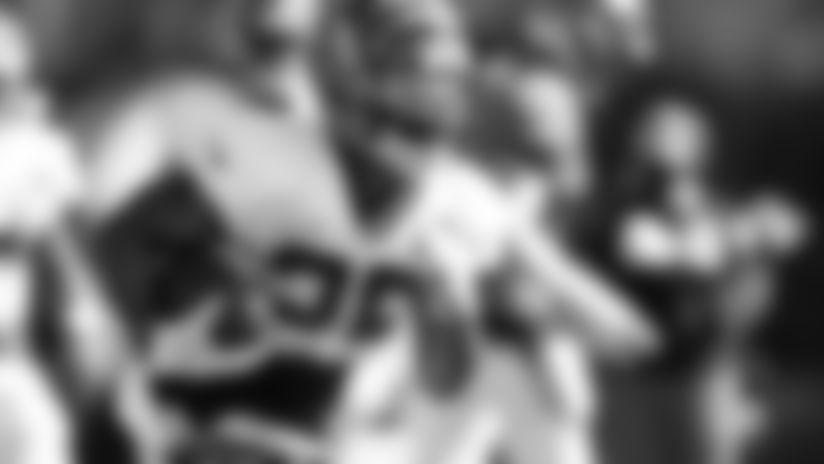 Cincinnati Bengals' Giovani Bernard (25) runs the ball during an NFL football camp practice in Cincinnati, Thursday, Aug. 20, 2020.
