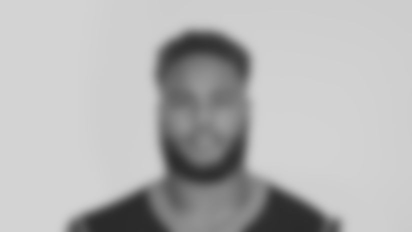 This is a 2019 photo of Kahlil McKenzie of the Seattle Seahawks NFL football team. This image reflects the Seattle Seahawks active roster of as of Sept. 2, 2019 when this image was taken. (AP Photo)