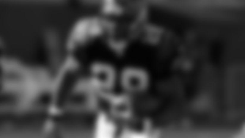 1\. Corey Dillon - 8,061 rushing yards