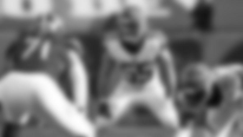 Logan Wilson impressed the Bengals even before last year's Senior Bowl.
