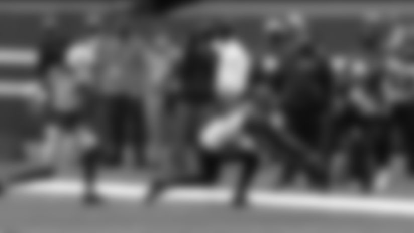 A.J. Green reels in impressive toe-drag catch for 11-yard pickup