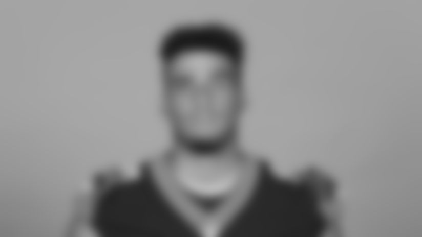 This is a 2020 photo of Amani Bledsoe of the Cincinnati Bengals NFL football team. This image reflects the Cincinnati Bengals active roster as of Friday, Aug. 21, 2020 when this image was taken. (AP Photo)