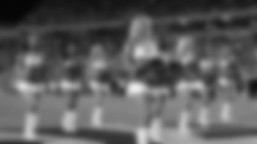 Ben-Gal Cheerleaders - Texans at Bengals