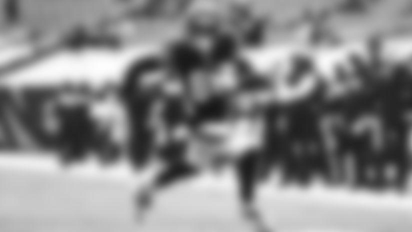 Tyler Boyd's 101 yards led Joe Burrow's six 50-yard receivers.