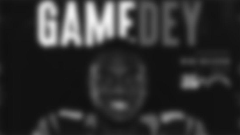 Gamedey Program - Week 1 vs. Los Angeles Chargers