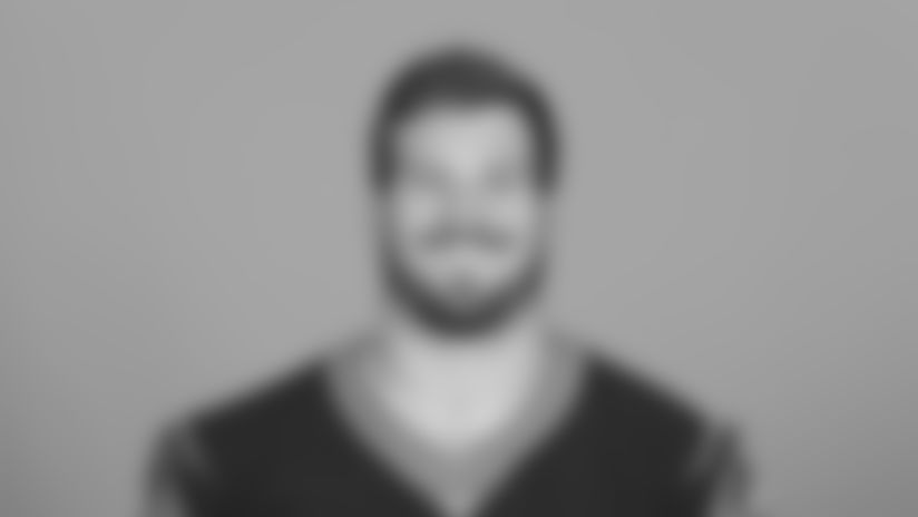This is a 2019 photo of Keaton Sutherland of the Cincinnati Bengals NFL football team. This image reflects the Cincinnati Bengals active roster as of Thursday, May 9, 2019 when this image was taken. (AP Photo)