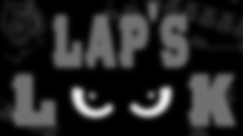 Lap's Look pres. by Microsoft: Wk 17 at BAL