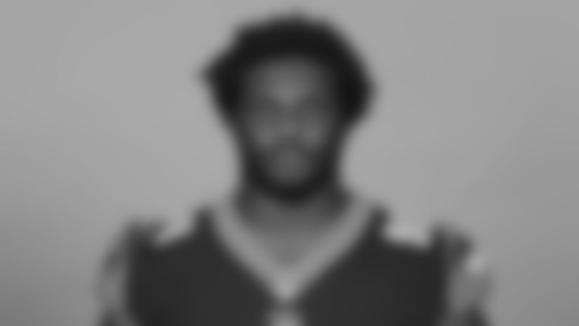 This is a 2020 photo of D.J. Reader of the Cincinnati Bengals NFL football team. This image reflects the Cincinnati Bengals active roster as of Friday, Aug. 21, 2020 when this image was taken. (AP Photo)