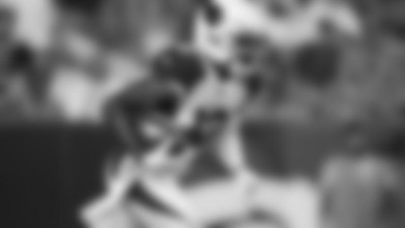 Arizona Cardinals wide receiver Pharoh Cooper (12) runs the ball against the Denver Broncos during the second half of an NFL preseason football game, Thursday, Aug. 29, 2019, in Denver. (AP Photo/David Zalubowski)