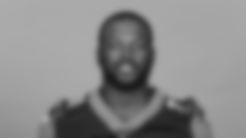 This is a 2020 photo of Jacques Patrick of the Cincinnati Bengals NFL football team. This image reflects the Cincinnati Bengals active roster as of Friday, Aug. 21, 2020 when this image was taken. (AP Photo)