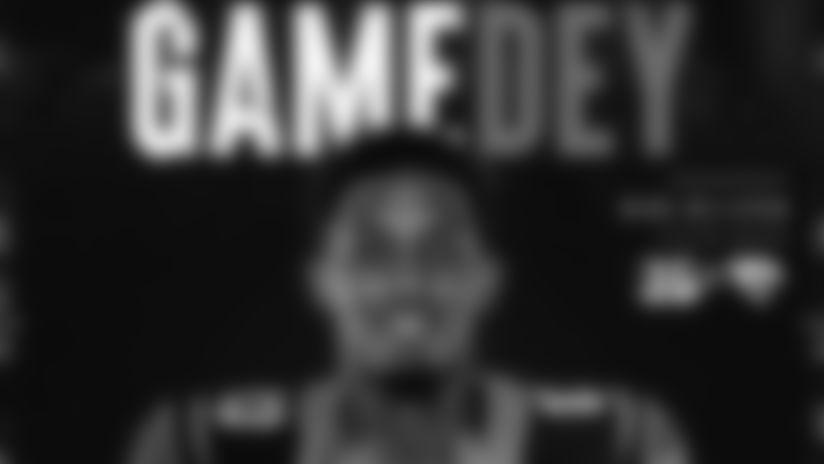 Gamedey Program - Game 2 vs. Jacksonville Jaguars