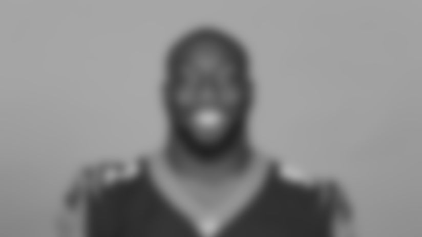 This is a 2020 photo of Freedom Akinmoladun of the Cincinnati Bengals NFL football team. This image reflects the Cincinnati Bengals active roster as of Friday, Aug. 21, 2020 when this image was taken. (AP Photo)