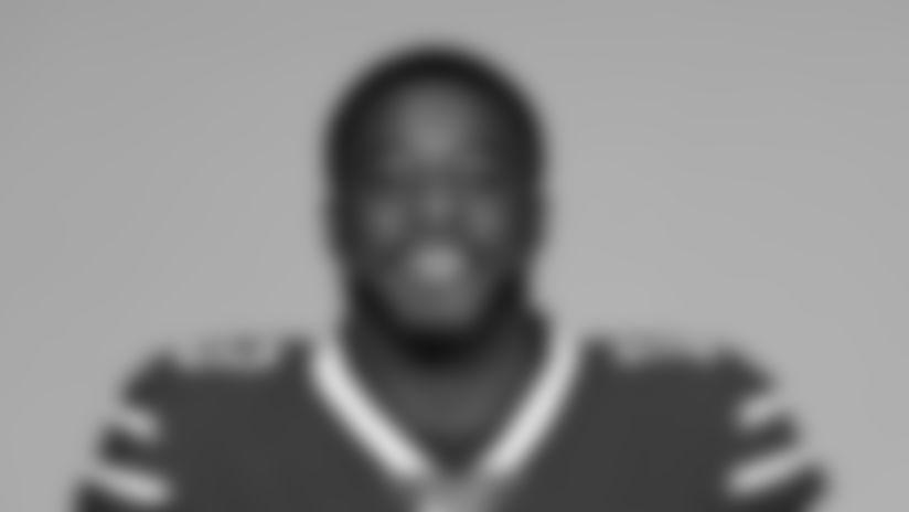 Victor Bolden Jr - Buffalo Bills, May 14, 2019.Photo by Craig Melvin/Buffalo Bills