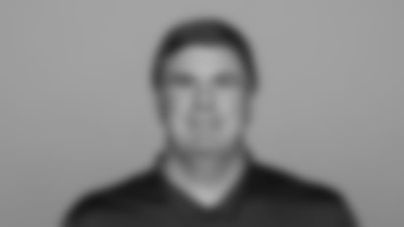 MAY 16, 2018, Orchard Park, NY: This is a 2018 photo of Bob Babich of the Buffalo Bills NFL football team.  This image reflects the Bills active roster as of 5/16/18 when this image was taken.  (AP Photo)