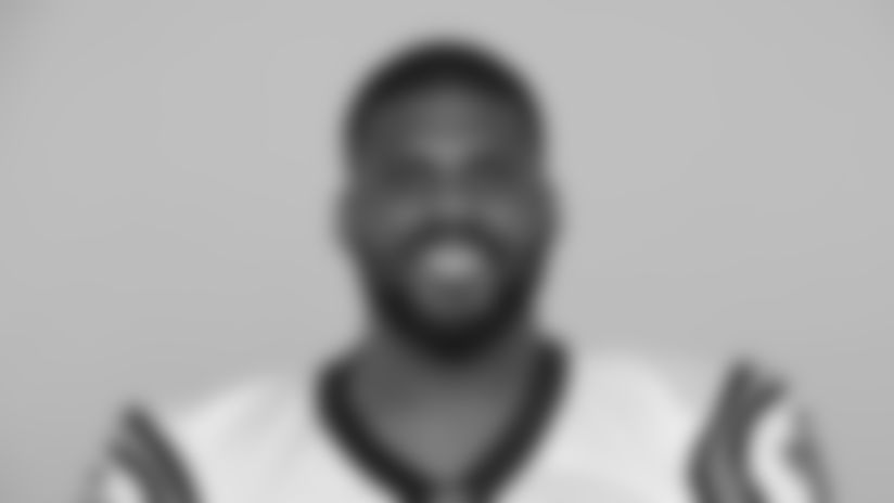 This is a 2019 photo of Daryl Williams of the Carolina Panthers NFL football team. This image reflects the Carolina Panthers active roster as of Tuesday, May 21, 2019 when this image was taken. (AP Photo)