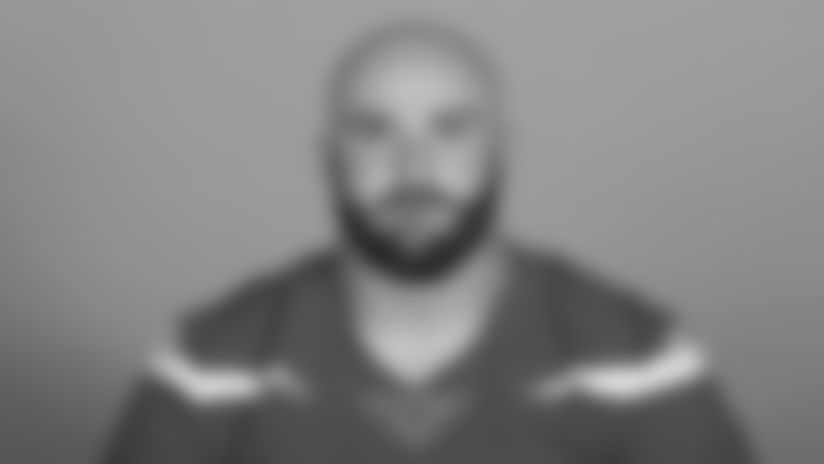 This is a 2019 photo of Brian Winters of the New York Jets NFL football team. This image reflects the New York Jets active roster as of Monday, June 3, 2019 when this image was taken. (AP Photo)