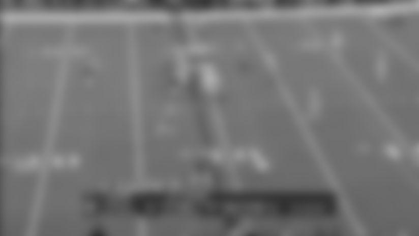 Devin Singletary stutter-steps for 26-yard rush