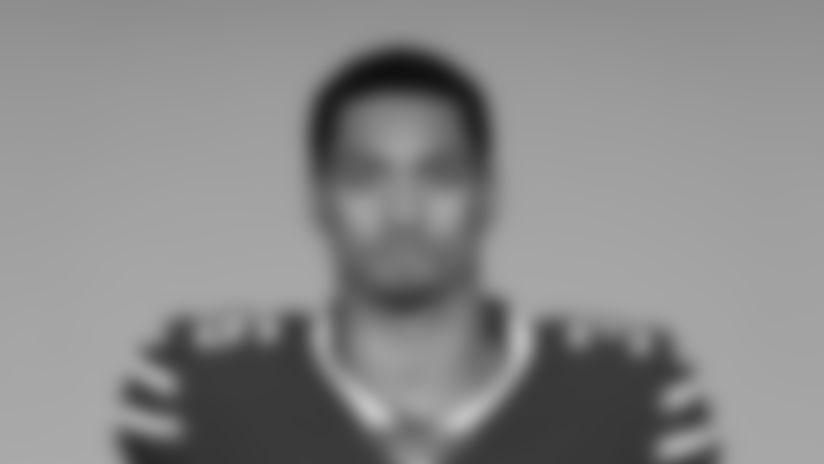 Kevin Johnson - Buffalo Bills, April 30, 2019.              Photo by Craig Melvin