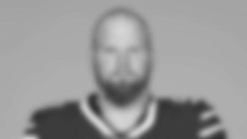 Trent Murphy  - Buffalo Bills, May 8, 2019.Photo by Craig Melvin/Buffalo Bills