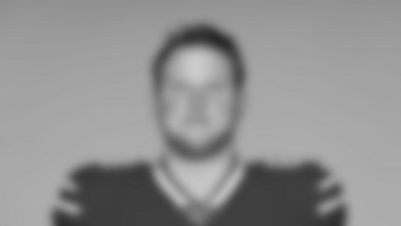 Conor McDermott  - Buffalo Bills, May 1, 2019.Photo by Craig Melvin/Buffalo Bills