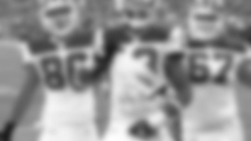 Bills Legends Breakdown: Stevie Johnson