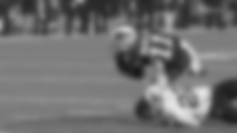 Josh Allen with an 8-yard touchdown pass to Cole Beasley vs. Kansas City Chiefs