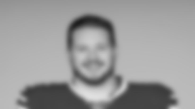 Ike Boettger - Buffalo Bills, May 1, 2019.Photo by Craig Melvin/Buffalo Bills
