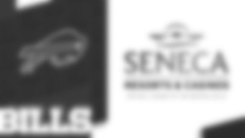 Buffalo Bills partner with Seneca Resorts & Casinos