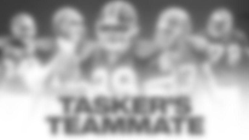 Tasker's Teammate | One Bills Live