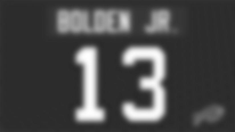 13 Bolden Jr