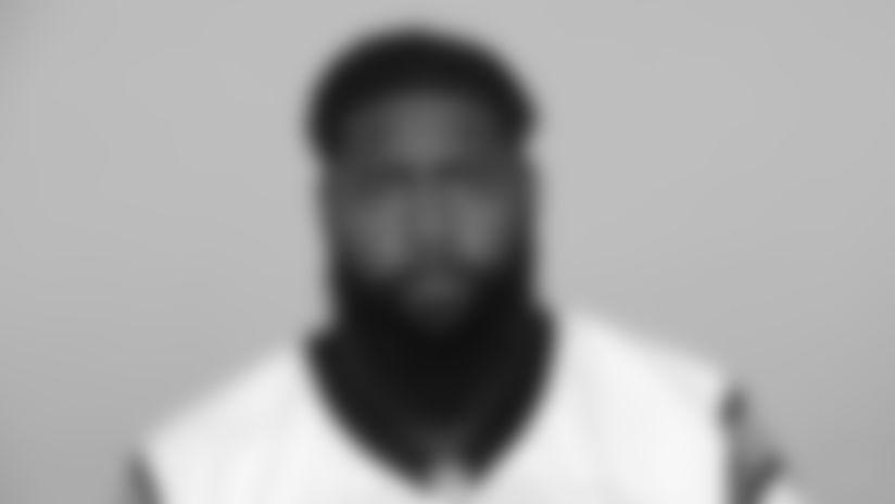 This is a 2019 photo of Mario Addison of the Carolina Panthers NFL football team. This image reflects the Carolina Panthers active roster as of Tuesday, May 21, 2019 when this image was taken. (AP Photo)