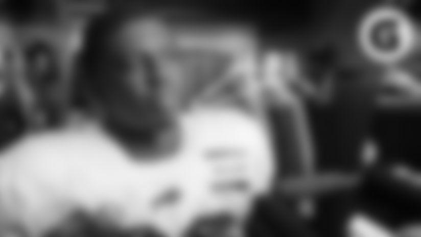 "Devin Singletary: ""Whatever The Team Needs"""