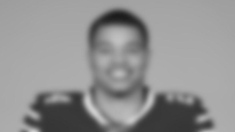 Taron Johnson  - Buffalo Bills, May 8, 2019.Photo by Craig Melvin/Buffalo Bills