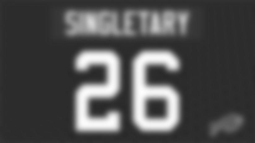26 Singletary