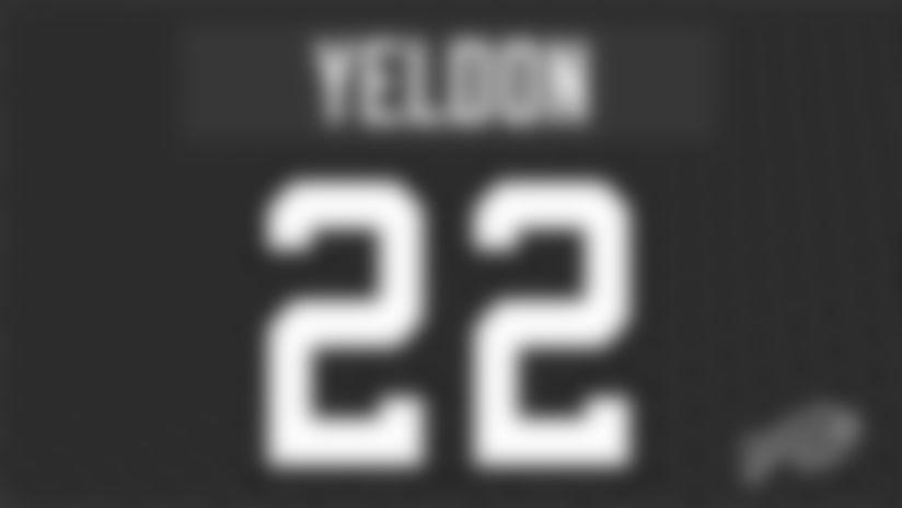 22 Yeldon