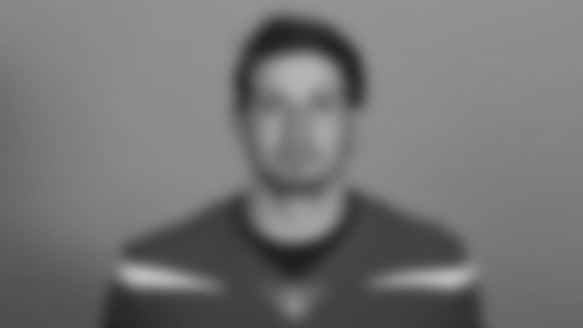 This is a 2019 photo of Davis Webb of the New York Jets NFL football team. This image reflects the New York Jets active roster as of Monday, June 3, 2019 when this image was taken. (AP Photo)
