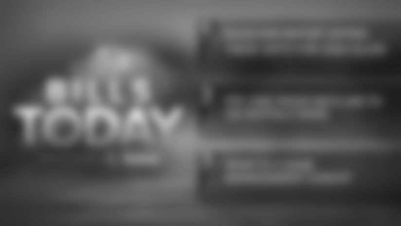 Bills Today | Bleacher Report offers these 'offseason gifts' for Josh Allen