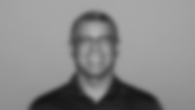 MAY 16, 2018, Orchard Park, NY: This is a 2018 photo of  David Culley, Quarterbacks coach of the Buffalo Bills NFL football team.  This image reflects the Bills active roster as of 5/16/18 when this image was taken.  (AP Photo)
