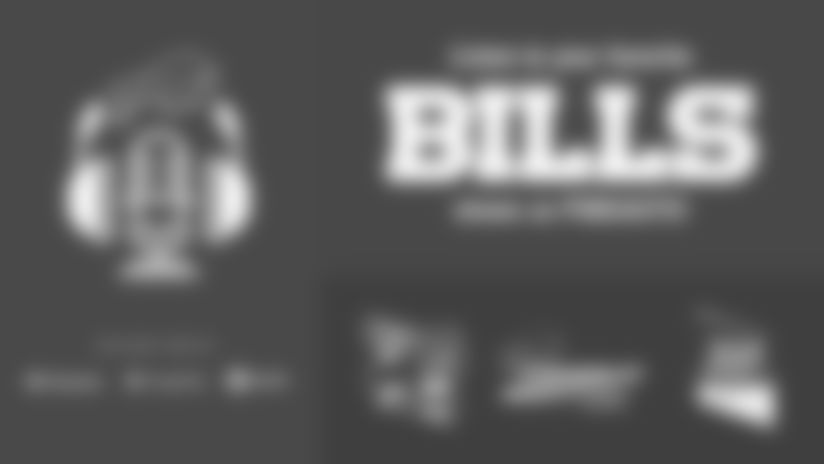 Bills Entertainment shows now available as podcasts